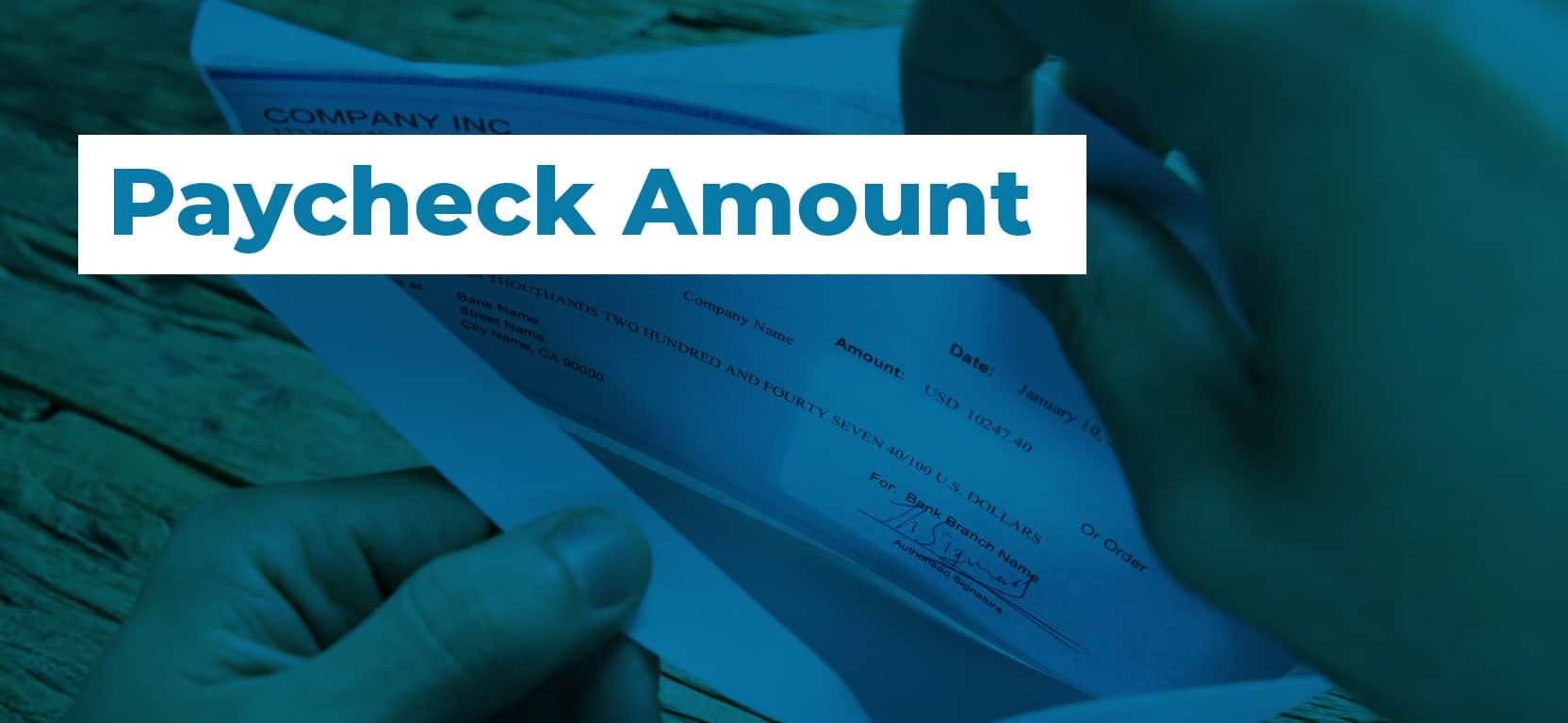 06 Paycheck Amount2