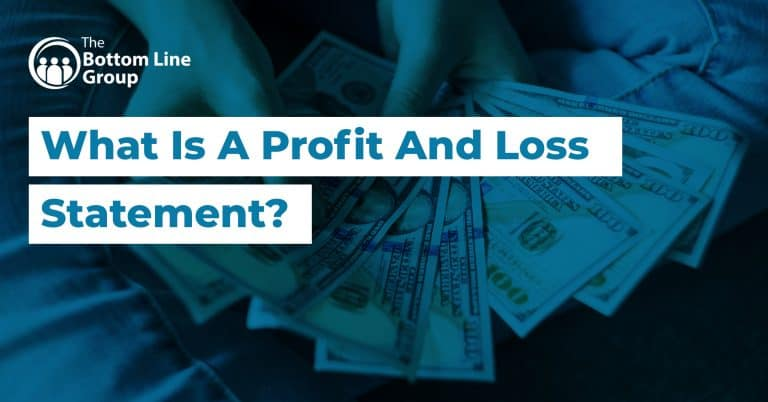 31 What Is A Profit And Loss Statement1