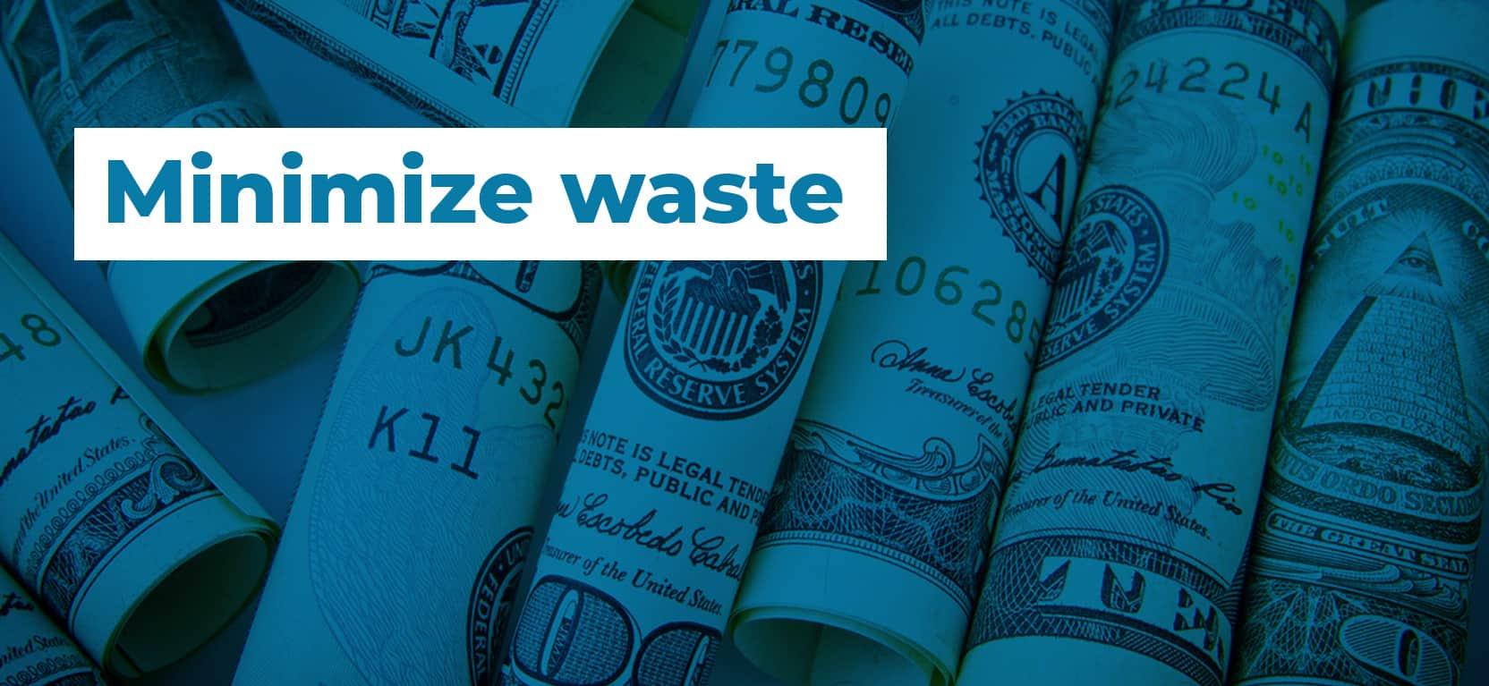 04 Minimize waste2