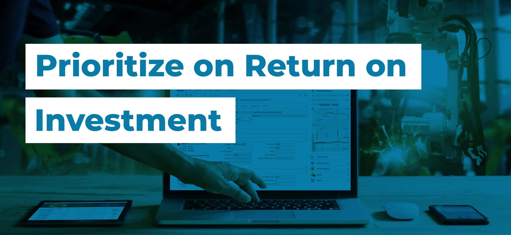 14 Prioritize on Return on Investment3