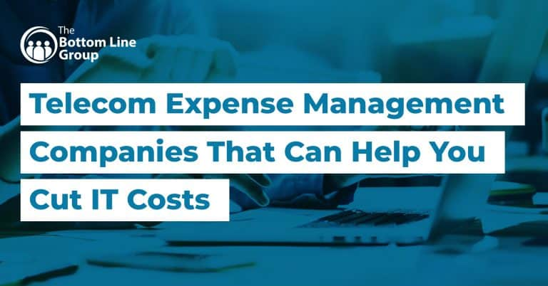 61 Telecom Expense Management Companies That Can Help You Cut IT Costs1