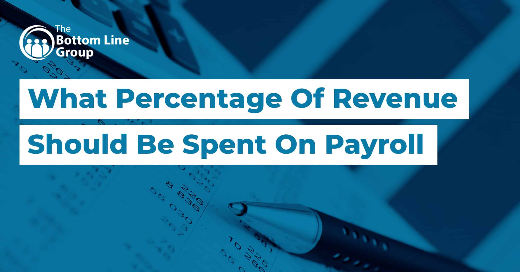 35 What Percentage Of Revenue Should Be Spent On Payroll1