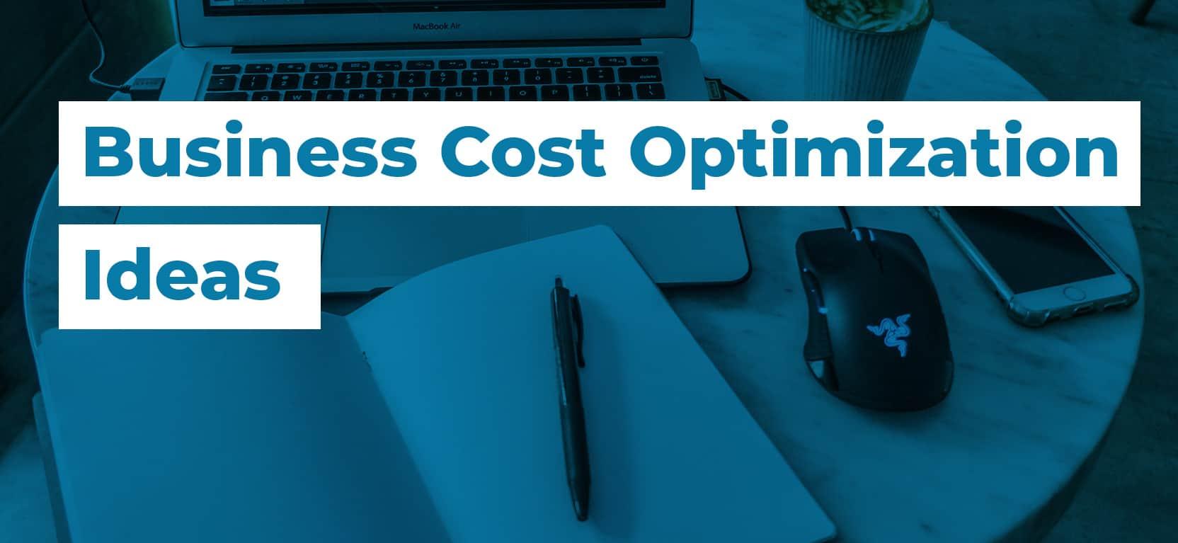 36 Business Cost Optimization Ideas2
